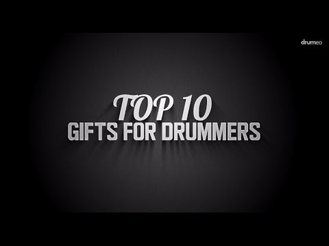 Top 10 Best Gift Ideas For Drummers