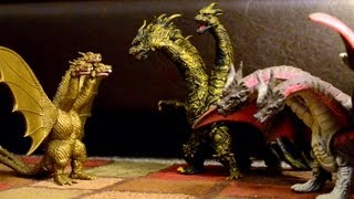 "Monster Island Buddies: Episode 51 - ""The Ghidorah Family"""