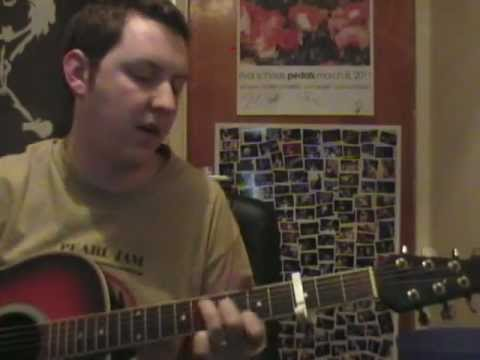 Greatest One Of All - Mike McCready acoustic cover