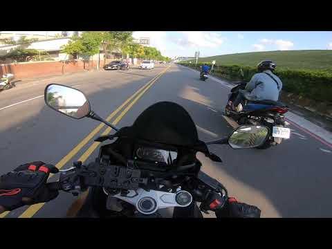 騎車日誌 CBR650R 闖紅燈垃圾駕駛