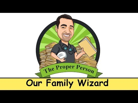 High Conflict Child Custody: Our Family Wizard