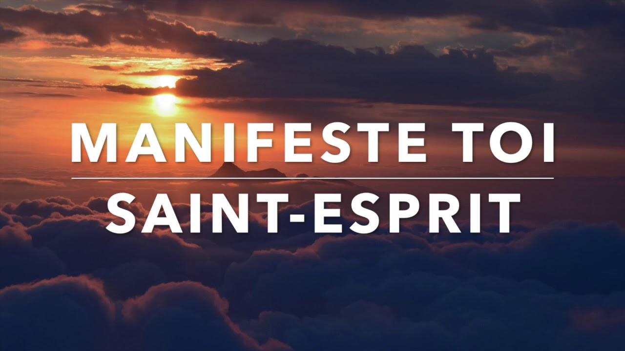 MANIFESTE TOI SAINT-ESPRIT  - 1h dans Sa Présence l Adoration au Piano l Instrumentale
