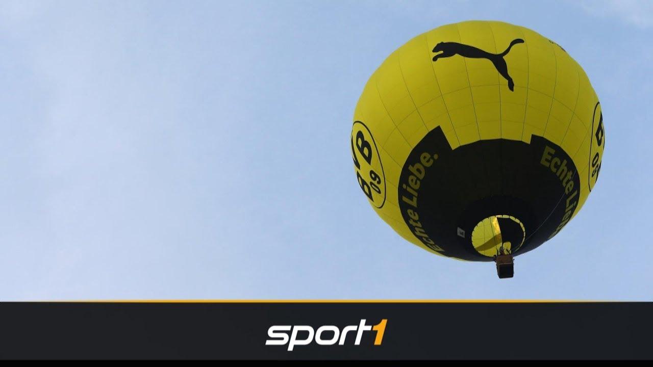 BVB schließt Millionen-Deal ab   SPORT1 - DER TAG