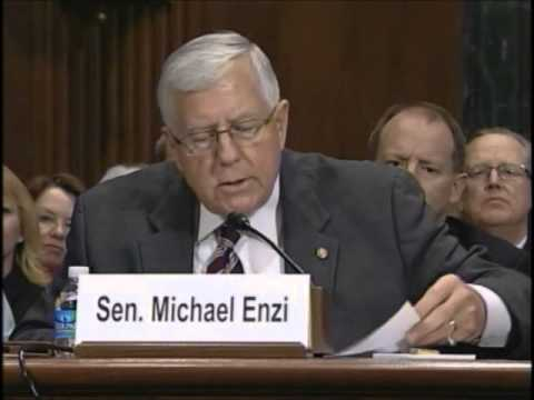 Senate Judiciary Committee Hearing on nomination of Greg Phillips for U.S. Tenth Circuit of Appeals.