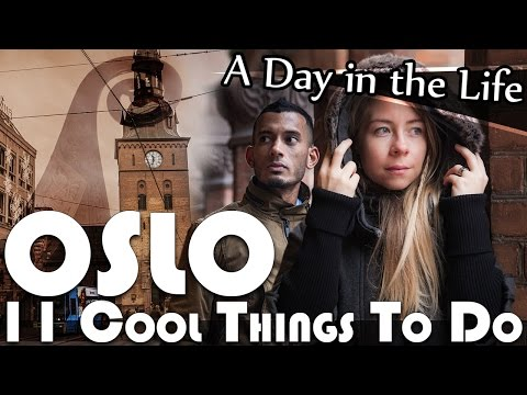 11 COOL THINGS TO DO IN OSLO NORWAY VLOG (ADITL EP127)