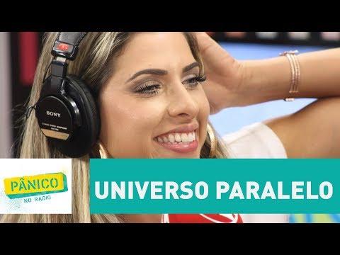 """Ana Paula Minerato afirma que o  reality show """"A Fazenda"""" é um universo paralelo   Pânico"""