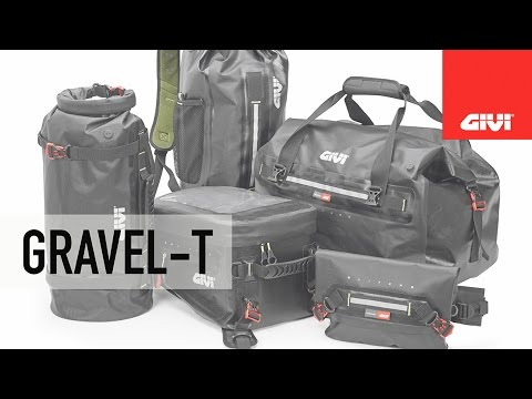 GIVI GRAVEL-T bags - YouTube 1915aaa903ab1