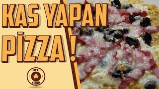 Vücut Geliştirme Pizzası ! - BOL PROTEIN | Fit Yemek