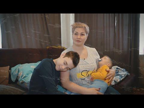 «Я справляюсь, слава Богу!»: мать-одиночка из Башкирии воспитывает троих детей с ДЦП