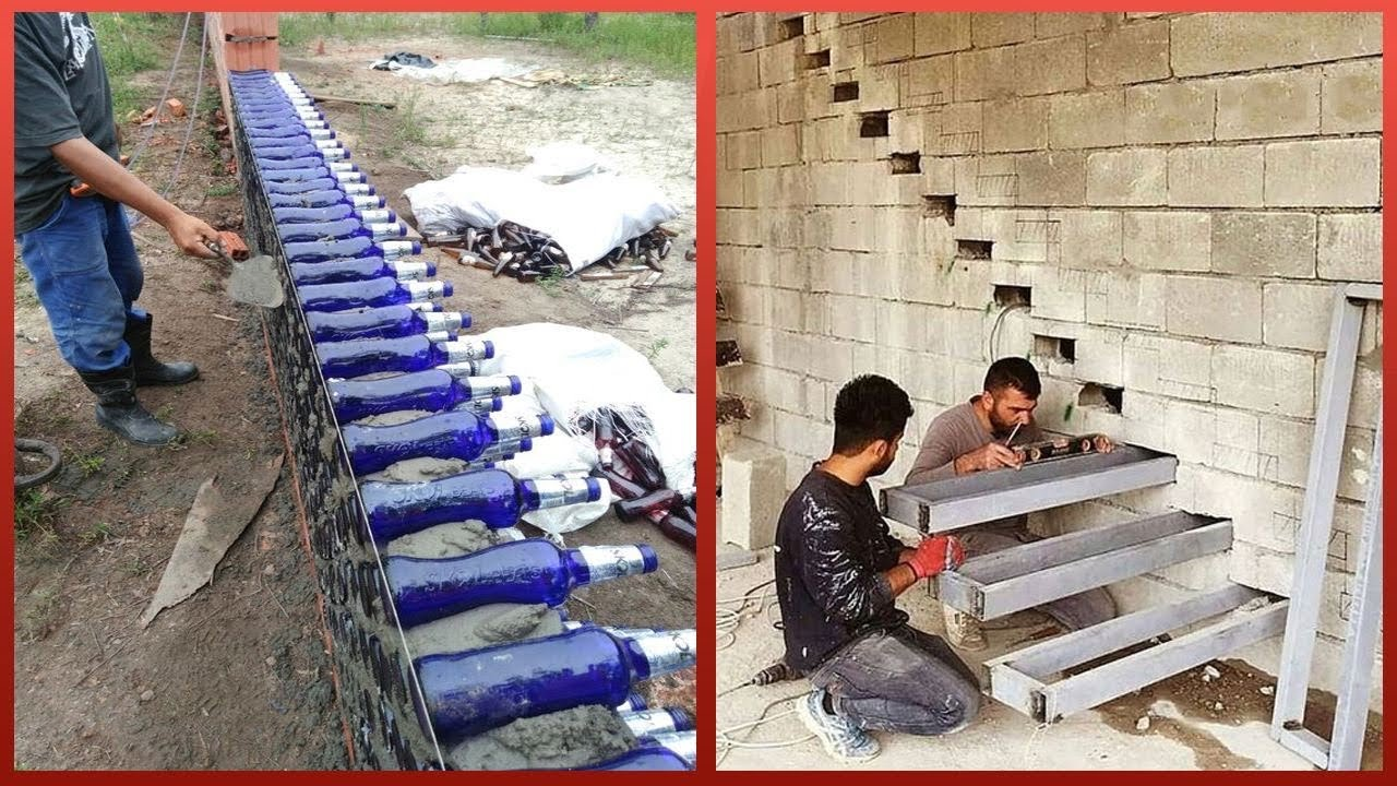 Ingenious Construction Workers That Are On Another Level ▶31