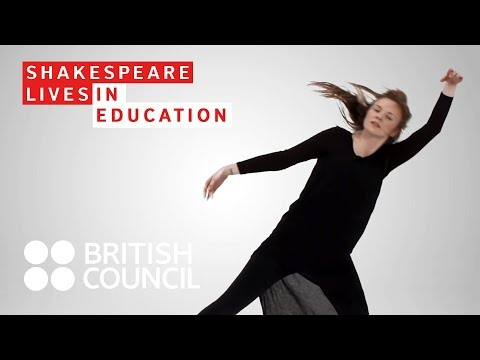 Shakespeare's words are a dancer's delight | Shakespeare Lives
