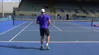 DALE NIXON - 2019 US College Tennis Prospect