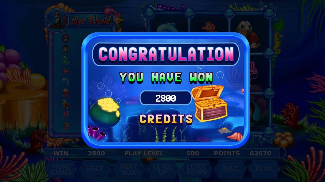 Sea World Jackpot- PA Skill Game - Big Jackpot & Bonus Spins! Skill Machine in Pennsylvania