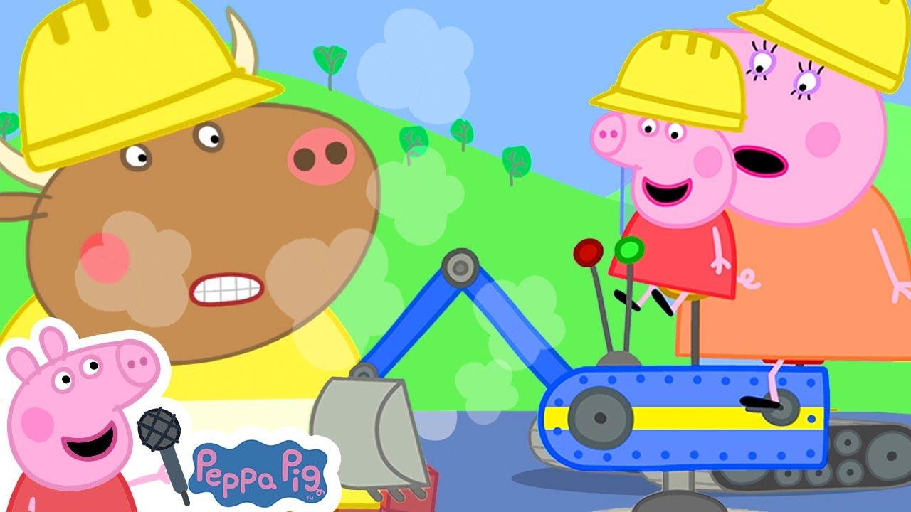 Digging With Mr Bull | Kids Song | More Nursery Rhymes & Kids Songs