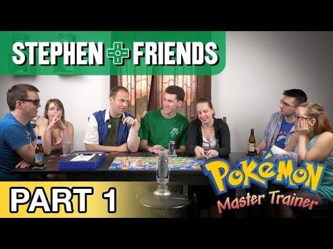 Pokémon Master Trainer #1 -