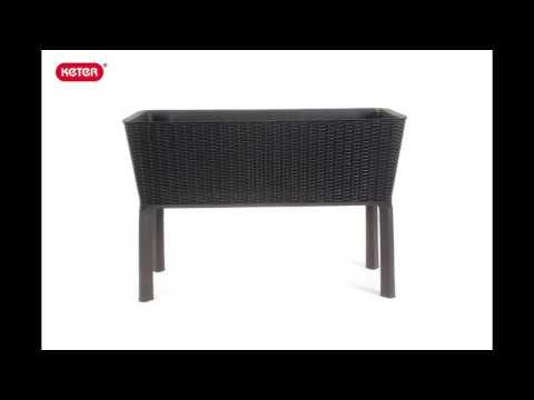 "Brandneu 6087 Hochbeet ""Easy Growing"" - YouTube RW91"