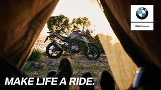 BMW G 310 GS | Everyday Adventures: Trailer