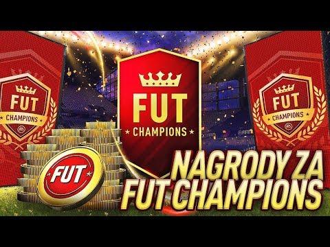 FIFA 18 - MEGA WALKOUT! NAGRODY ZA FUT CHAMPIONS! [#14]