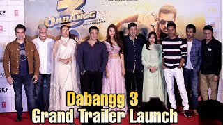Dabangg 3 Grand Trailer Launch | Complete Event | Salman Khan, Sonakshi Sinha