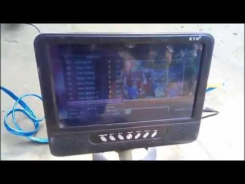 All Sports Channel Open Ku Band Dish