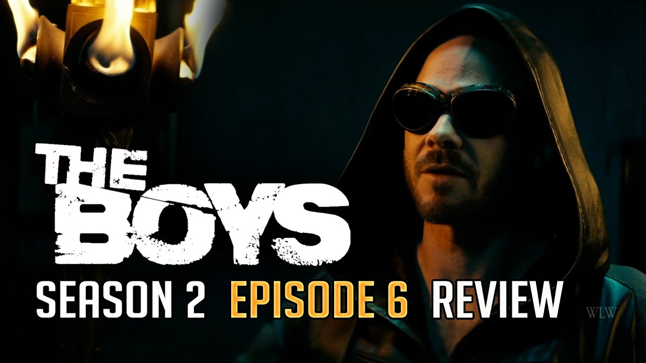 The Boys Season 2 - Episode 6 Review - The Bloody Doors Off