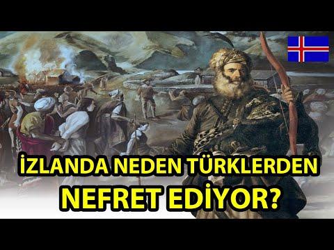 İzlandalılar Neden Türklerden Nefret Ediyor? Türklerin İzlanda Seferinde Neler O