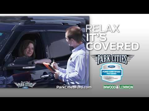 Certified Pre-Owned Ford Vehicle Sales Specials at Park Cities Ford | Ford Dealer in Dallas, TX