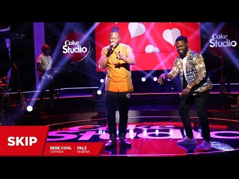 Bebe Cool, Falz and GospelonDeBeatz: Heart skip – Coke Studio Africa