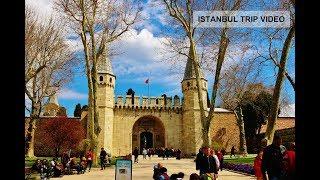 Travel Video 1: Istanbul, Turkey trip