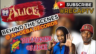 #RECAPTV (Ep.4) Shooting Alice at Amoeba Records