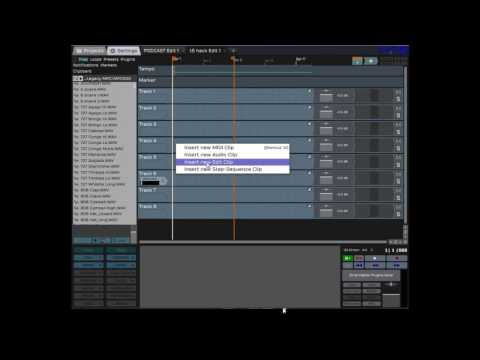 The best free DAW or Music Recording software of 2016 Tracktion 5