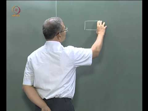 Mod-02 Lec-01  Qualitative model of transport
