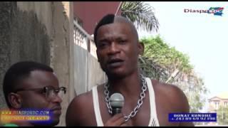 Papy Mbafu mukolo KOTAZO DANCE YA BA POMBA, dance ebinisa mboka sort de son silence, regardez !