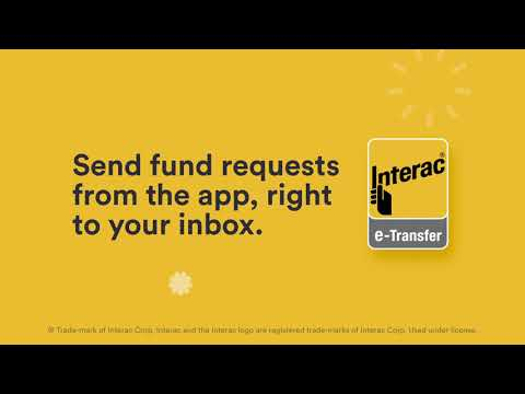 Download Fund & withdraw for free on Newton using Interac® e-Transfers.