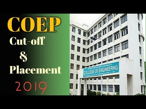 COEP | College Of Engineering Pune | Placement | Cutoff Rank | College Fees | Hostel And Campus