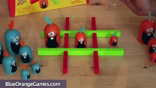 Gobblet Gobblers - Wooden Board Game