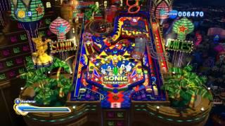 Sonic Generations - Casino Night Zone DLC