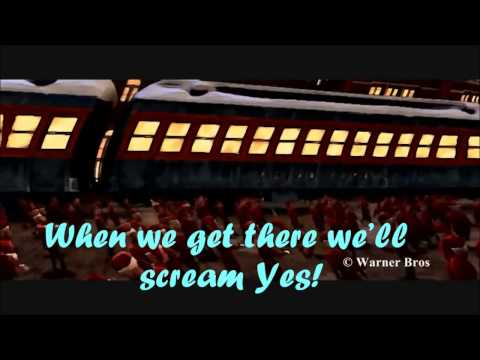 Polar Express Lyrics