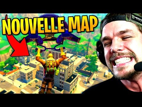 LA NOUVELLE VILLE EST INCROYABLE !! (Fortnite: Battle Royale)
