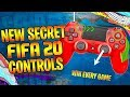 FIFA 20 NEW SECRET CONTROLS & TRICKS YOU NEED TO KNOW! SPECIAL GAME CHANGING MOVES!