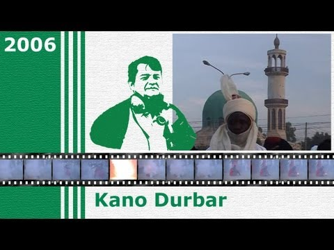 Nigeria kano Durbar first cut