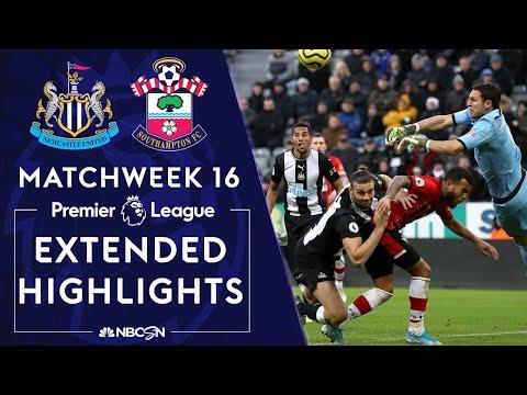 Newcastle v. Southampton | PREMIER LEAGUE HIGHLIGHTS | 12/08/19 | NBC Sports
