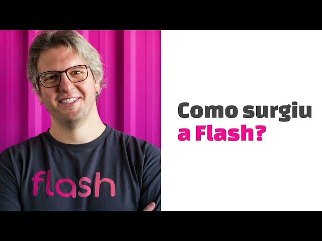 Como nasceu a Flash ? | Ricardo Salem no Kritike podcast