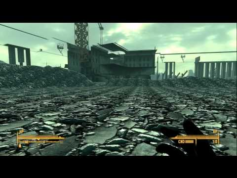 Fallout 3 - How to Get to the Brotherhood of Steel Citidel Early