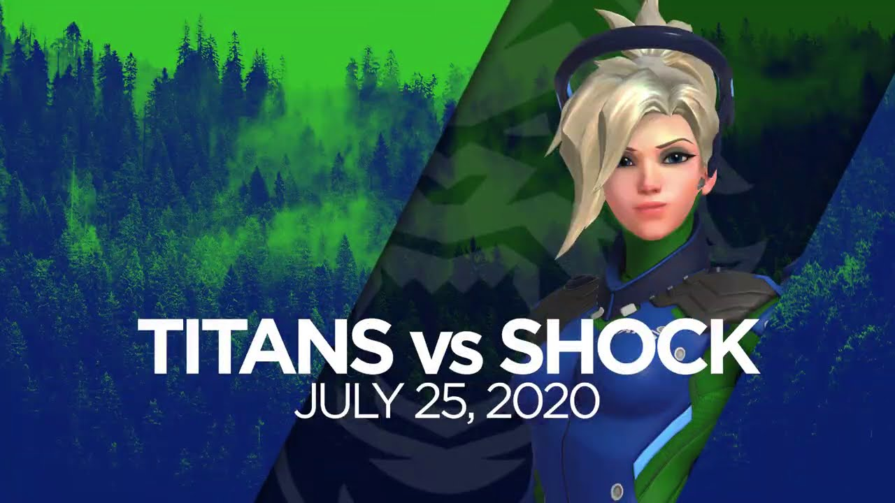 Vancouver Titans Battle Against The San Francisco Shock  | Titans This Week
