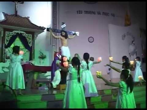 ► Chúa Chết Vì Con 2011. Video Clip