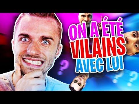 ON A ÉTÉ VILAINS AVEC LUI... (ft. Gotaga, Micka, Doigby, Locklear)