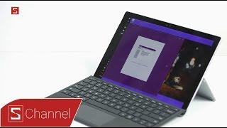 Schannel - Những điểm mới nâng cấp trên Surface Pro 4