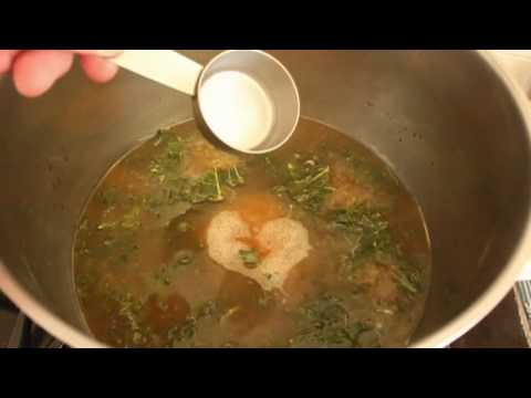 Food Wishes Recipes - Italian Wedding Soup Recipe - How to Make Italian Wedding Soup