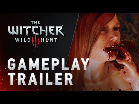 The Witcher 3: Wild Hunt - Official Gameplay Trailer